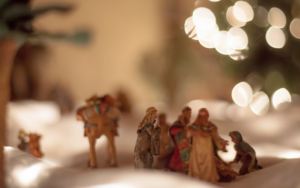 Nativity Display: Away in a Manger @ Langdon Center, Concert Hall | Granbury | Texas | United States