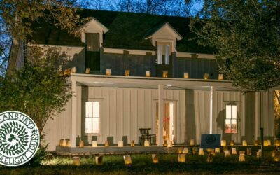 Pop-up Art Gallery at the Preserve Granbury Historic Home