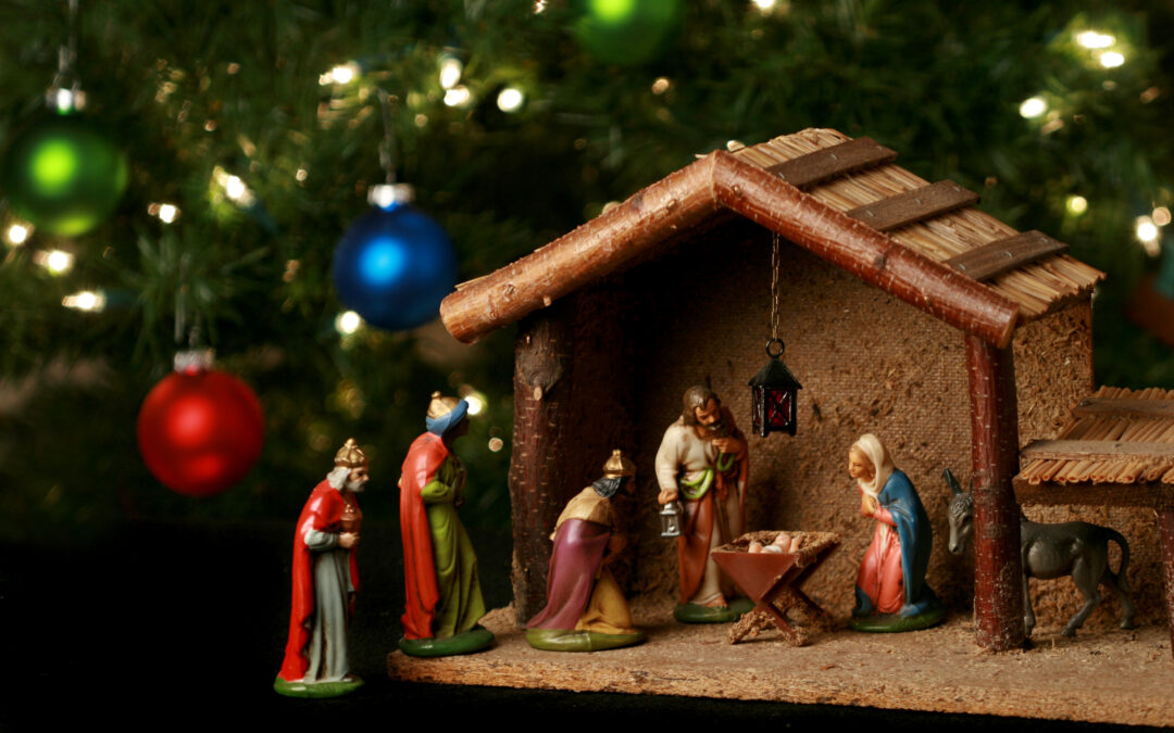 Away in a Manger: A Gift to the Community