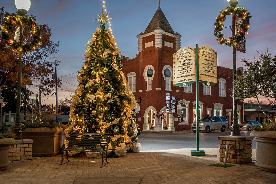 granbury candlelight tour, buy tickets at red